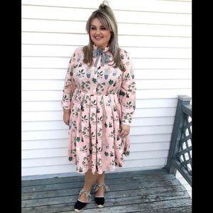 Eloquii dress size 18